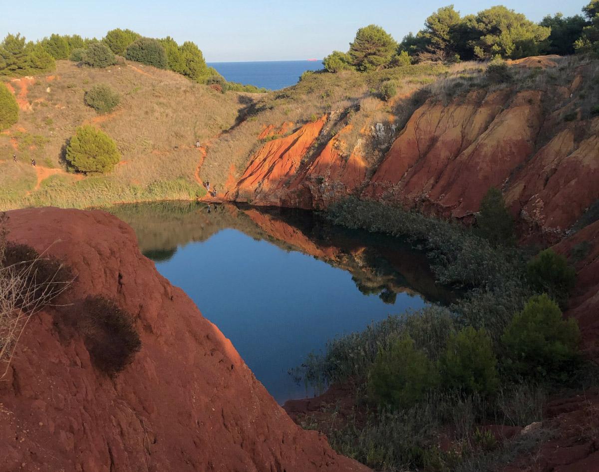 Cava Bauxite - Otranto
